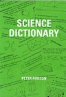Science Dictionary - Book