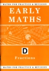 Maths for Practice and Revision : Early Maths Bk. D - Book