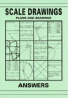 Scale Drawings, Plans and Bearings Answers - Book