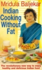 Indian Cooking without Fat - Book