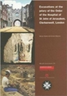 Excavations at the priory of the Order of the Hospital of St John of Jerusalem, Clerkenwell, London - Book