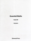 Essential Maths Book 8H Answers - Book