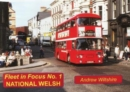 NATIONAL WELSH - Book