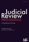 Judicial Review Proceedings : A Practitioner's Guide - Book