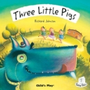 Three Little Pigs - Book