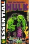 Essential Incredible Hulk Vol.3 : Incredible Hulk #118-142, Captain Marvel #20-21 & Avengers #88 - Book