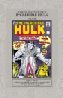 Marvel Masterworks: The Incredible Hulk 1962-64 - Book