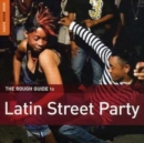 Rough Guide to Latin Street Party - CD