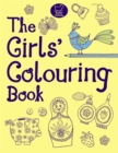 The Girls' Colouring Book - Book