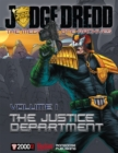 Judge Dredd: The Mega-city One Archives Vol. 1 : The Justice Department - Book