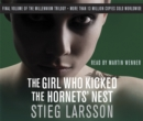 The Girl Who Kicked the Hornets' Nest : The third unputdownable novel in the Dragon Tattoo series - 100 million copies sold worldwide - Book