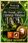 Burton and Swinburne in the Strange Affair of Spring Heeled Jack - Book