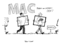 Mac Seen and Unseen 2017 : Cartoons from the Daily Mail - Book