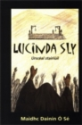Lucinda Sly : A Woman Hanged - Book