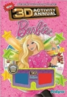 Barbie 3D Activity Annual - Book