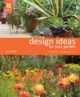 Design Ideas for Your Garden : Inspired by the National Trust - Book