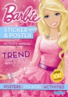 Barbie Sticker & Poster Activity Annual - Book