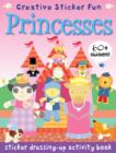 Princesses : Creative Sticker Fun - Book