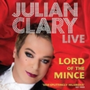 Julian Clary Live : Lord of the Mince - Book