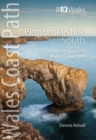 Pembrokeshire South : Circular Walks Along the Wales Coast Path - Book