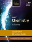 WJEC Chemistry for AS: Study and Revision Guide - Book