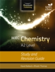 WJEC Chemistry for A2: Study and Revision Guide - Book