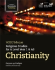 WJEC/Eduqas Religious Studies for A Level Year 1 & AS - Christianity - Book