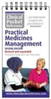 Clinical Pocket Reference Practical Medicines Management - Book