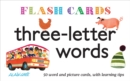 Flash Cards: Three-Letter Words - Book