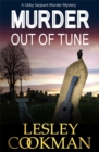 Murder Out of Tune : A Libby Sarjeant Murder Mystery - Book