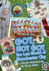 Got, Not Got: Manchester City : The Lost World of Manchester City - Book