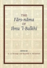 Fars-nama of Ibnu l-Balkhi - Book