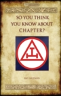 So You Think You Know About Chapter? (Aziloth Books) - Book