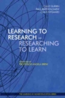Learning to Research - Researching to Learn 2015 - Book