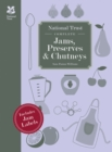 National Trust Complete Jams, Preserves and Chutneys - Book