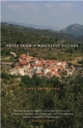 Notes from a Mountain Village - Book
