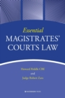 Essential Magistrates' Courts Law - Book