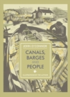 Canals, Barges and People - Book