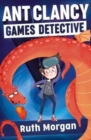 Ant Clancy, Games Detective - Book