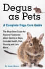 Degus as Pets - Book