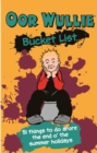 Oor Wullie's Bucket List - Book