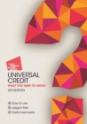 Universal Credit: : What You Need To Know 6th Edition 2020 - Book