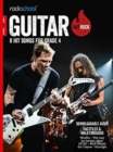 HOT ROCK GUITAR 8 SONGS FOR GRADE 4 - Book