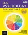 OCR Psychology for A Level: Book 1 - Book
