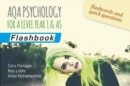 AQA Psychology for A Level Year 1 & AS: Flashbook - Book