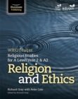 WJEC/Eduqas Religious Studies for A Level Year 2 & A2 - Religion and Ethics - Book