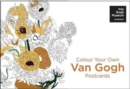 Colour Your Own Van Gogh: Postcards - Book