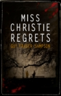 Miss Christie Regrets - Book
