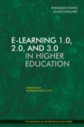 E-learning 1.0, 2.0, and 3.0 in Higher Education - Book