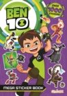 Ben 10 Mega Sticker Book - Book